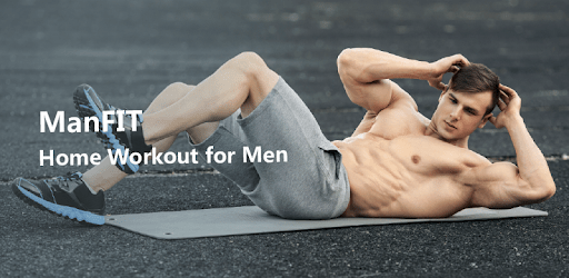 ManFIT - Muscle Building with No Fitness Equipment apk