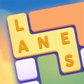 Word Lanes - Relaxing Puzzles Icon