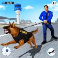 US Police Dog Simulator : Airport Crime Chase Icon
