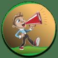 Text to speech (TTS) Icon