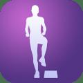 Cardio Workout - HIIT Training Exercise Routine Icon