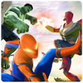 Superhero Fighting Games : Grand Immortal Fight Icon