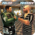 Prisoner Vs Police: Prison Escape Plan Icon