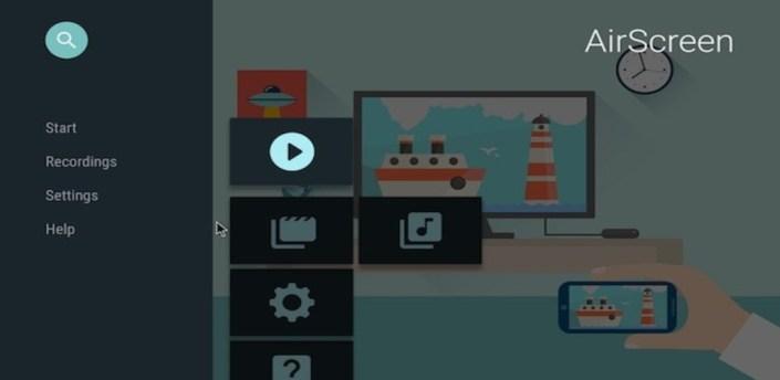 AirScreen - AirPlay & Cast & Miracast & DLNA apk