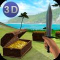 Pirate Bay Island Survival Icon