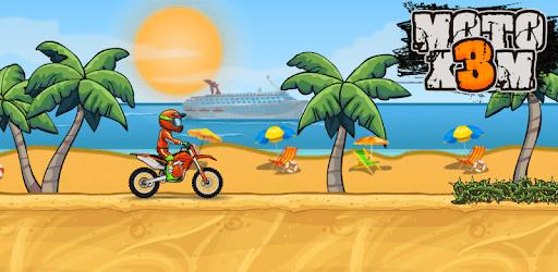 Moto X3M Bike Race Game apk