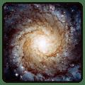 Galaxy Wallpaper Icon