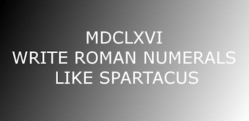 Roman Numerals Converter apk