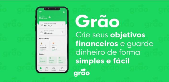 Grão - Your Digital Savings apk