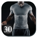 30Day Cardio Workout Challenge Icon