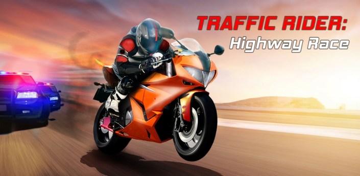 Traffic Rider: Highway Race apk