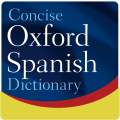 Concise Oxford Spanish Dict Icon