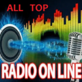 All Top Radio Online Icon