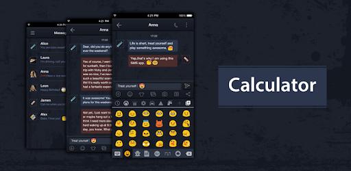 Emoji Keyboard Skin Calculator apk