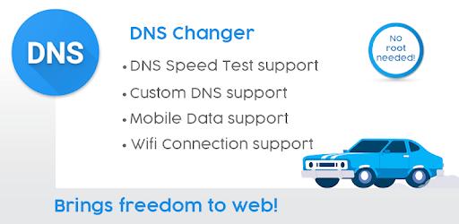 DNS Changer   Mobile Data & WiFi   IPv4 & IPv6 apk