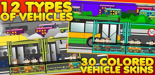Bus Simulator 2D Premium apk