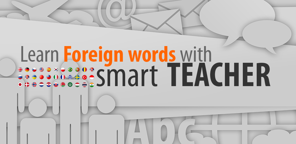 Learn foreign words with Smart-Teacher apk