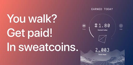 Sweatcoin — Walking step counter & pedometer app apk