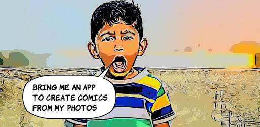 comics and cartoon maker apk
