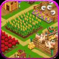 Farm Day Village Farming: Offline Games Icon