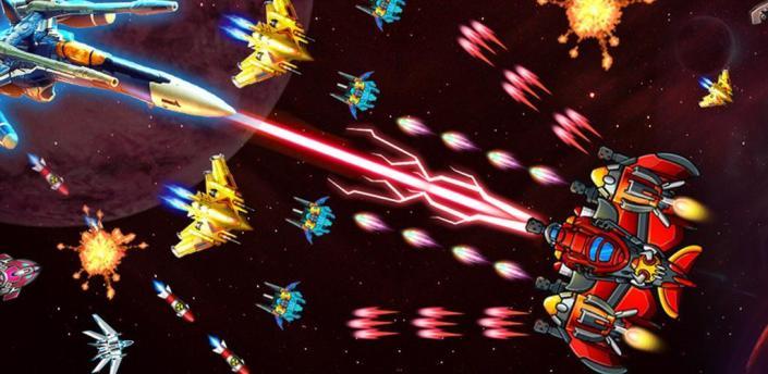 Space Invasion Alien Shooter War apk