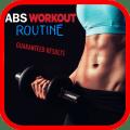 Abs Workout Routine Icon