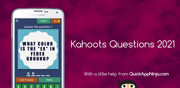 Kahoot Questions Game 2021 apk