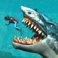 Whale Shark Attack Simulator Icon