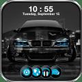 Black BMW Theme Icon