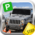 Jeep Parking Simulator 3D Free Icon