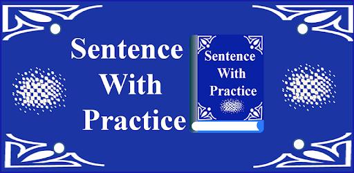 Sentence with Practice apk