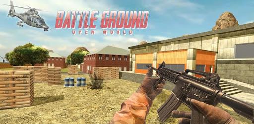 Battle Ground - Open World apk