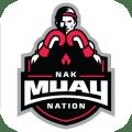 Nak Muay Nation Icon