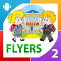 English Flyers 2 - YLE Test Icon