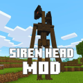 Siren Head Mod Addon for MCPE Icon