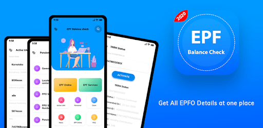 EPF Balance Check, PF Balance & Passbook apk