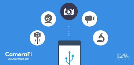 CameraFi - USB Camera / Webcam apk