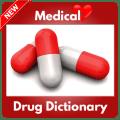 Pharma Drug Dictionary Icon
