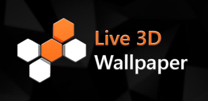 Live Wallpaper 3D - Full HD & 4K Photo Lock Screen apk