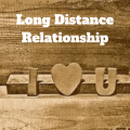 Long Distance Relationship Icon