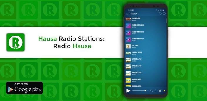Hausa Radio Stations: Radio Hausa apk
