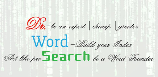 Dr.Word Search-Find Words apk