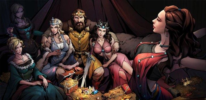 King's Throne apk