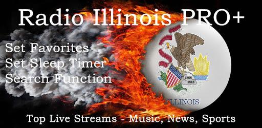 Illinois Radio Stations  📻 🇺🇸 apk