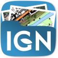 Espace collaboratif IGN Icon