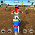 Dirt track racing 2019: Moto racer championship Icon