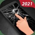 Broken Screen Prank 2021 Icon