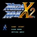 MegaMan X2 Icon