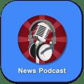 News Radio Podcast Icon