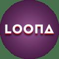 Lyrics for LOOΠΔ (Loona) (Offline) Icon